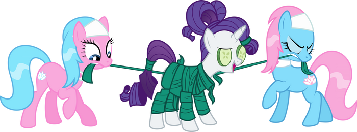 Rarity seaweed and also spa ponies