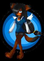::Pau the Dragonwolf:: by PauDragonwolf