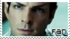 Spock Fan Stamp -1- by TaishoBee