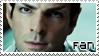 Spock Fan Stamp -1- by TaishoBee