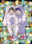 Teddy! Bunny! -Colored-