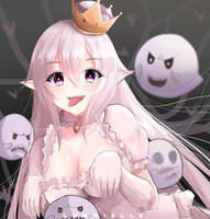 Boosette Fanart by LawNielleRIMM