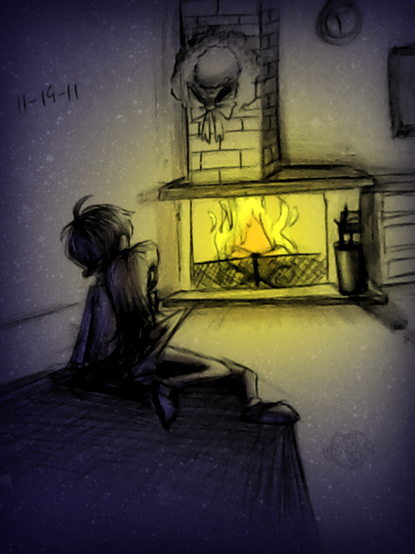-.So warm and cozy.- by kiki-kit