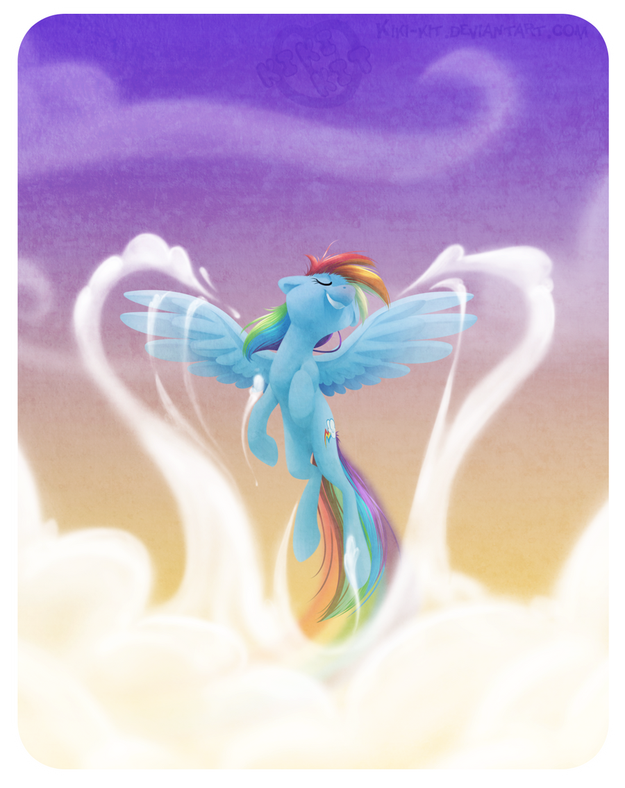 ~:Dash's Empty Sky:~ by kiki-kit