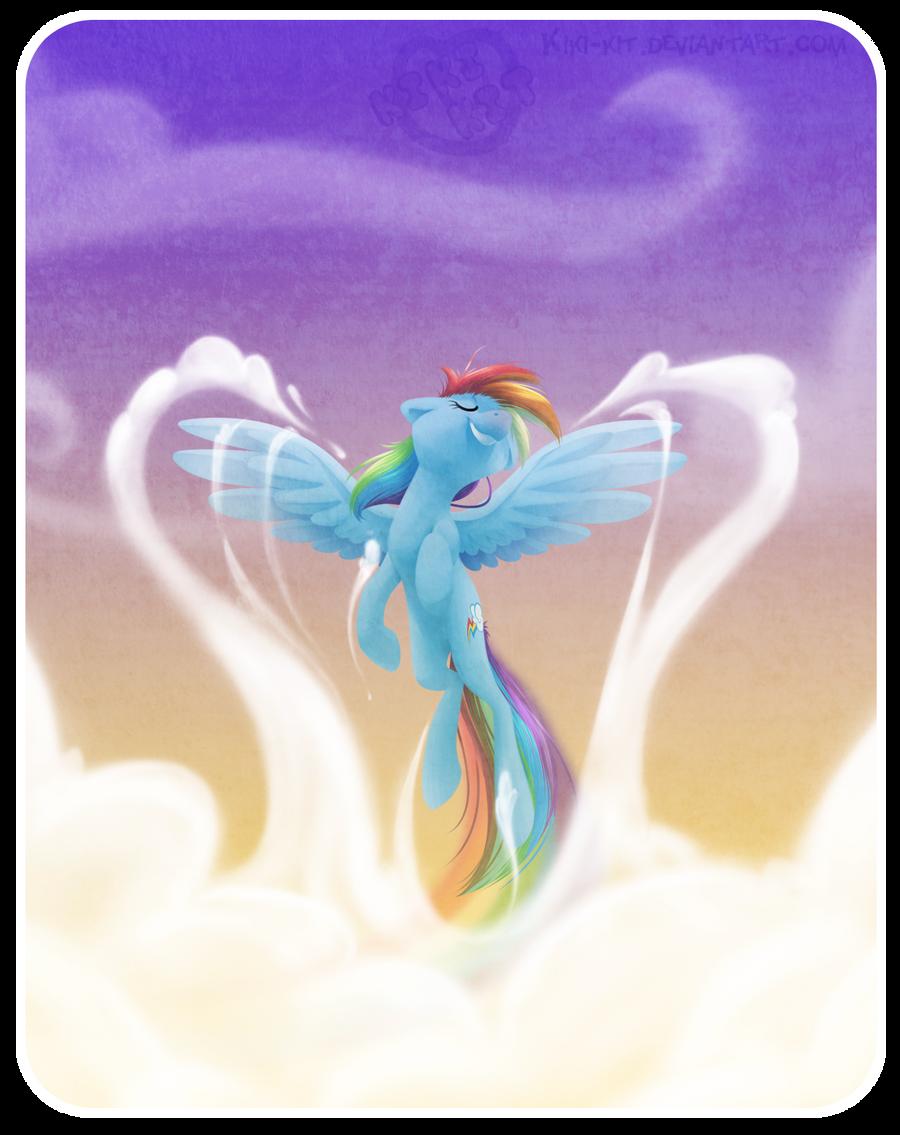 ~:Dash's Empty Sky:~ by kiki-kit