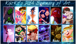 ~2014 Summary of Art~