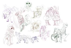 sketch coms batch 1
