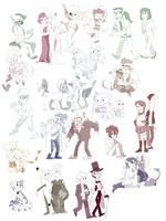 sketch com batches 2+3 by kiki-kit