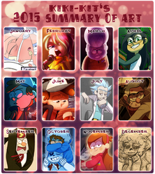 2015 Summary of Art