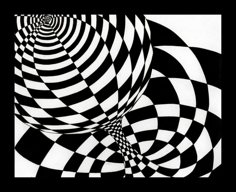 How To Draw Op Art