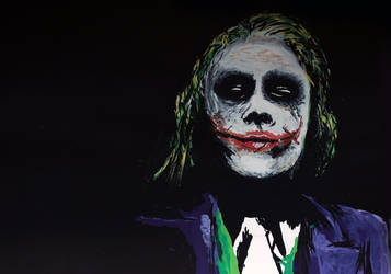 The Joker by doragonbat