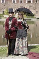 Victorian Dress by e-Sidera