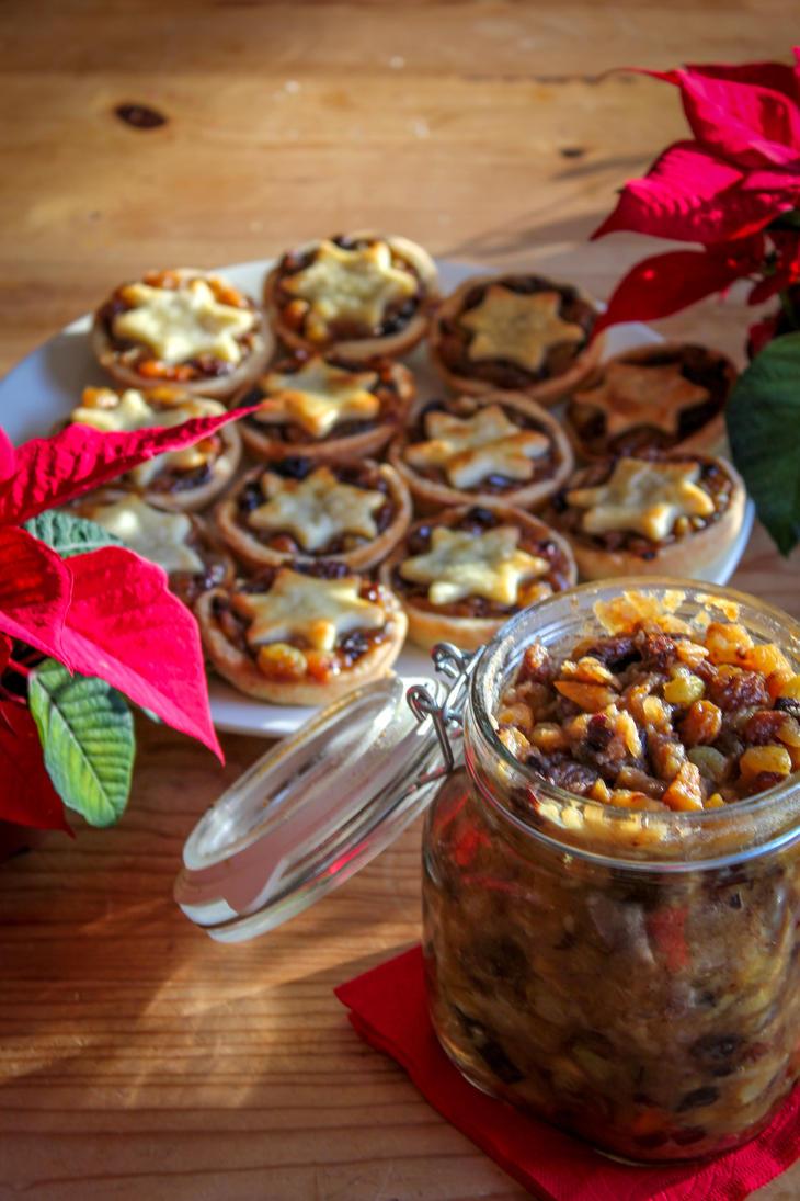 Christmas Mincepies by e-Sidera