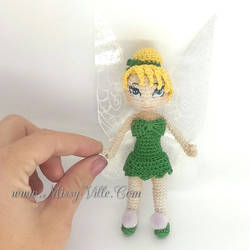 TinkerBell ~ a 'Life-Sized' Pixie Hollow Fairy