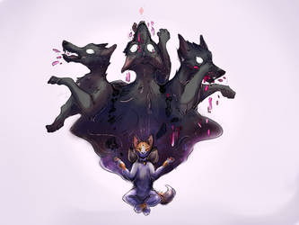 my demon by Storiel