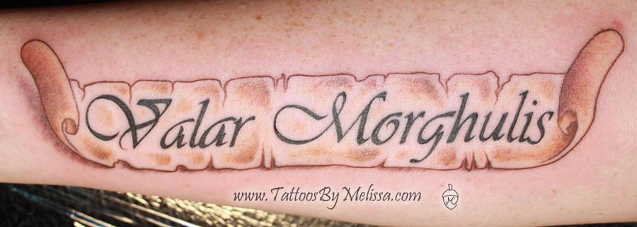 Valar Murghulis by Melissa-Capo