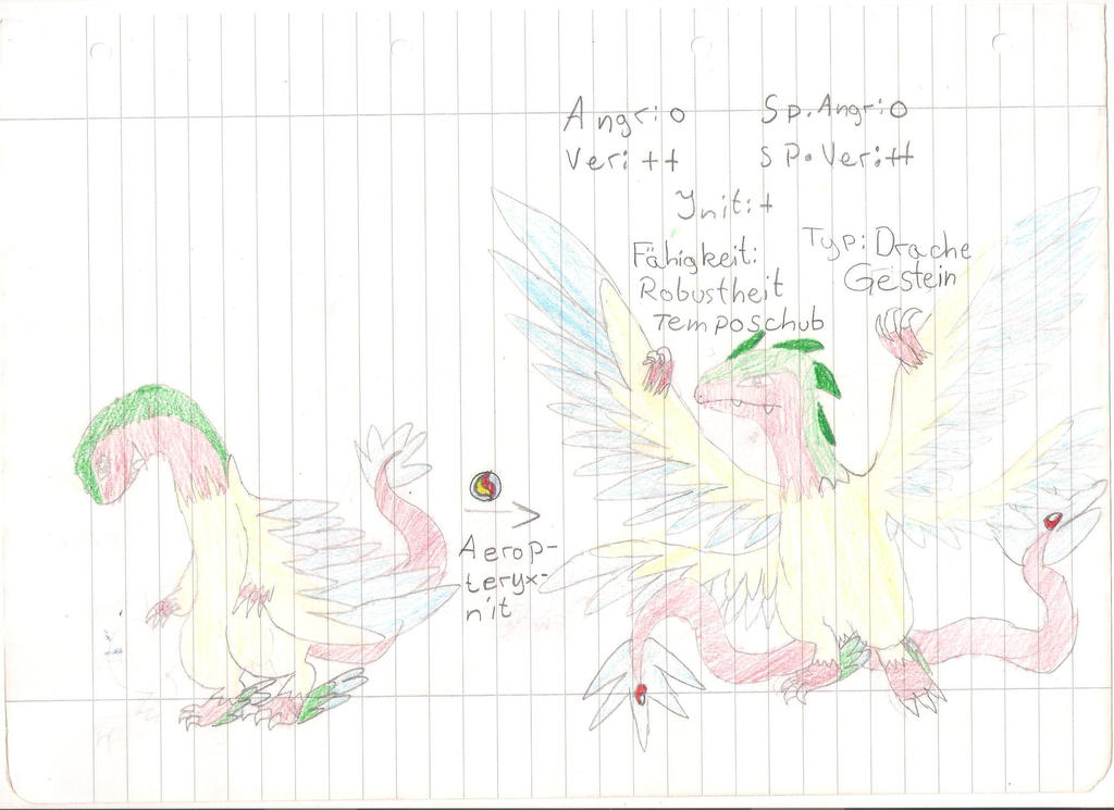 A Preposition for a Mega Archeops by 1Missy