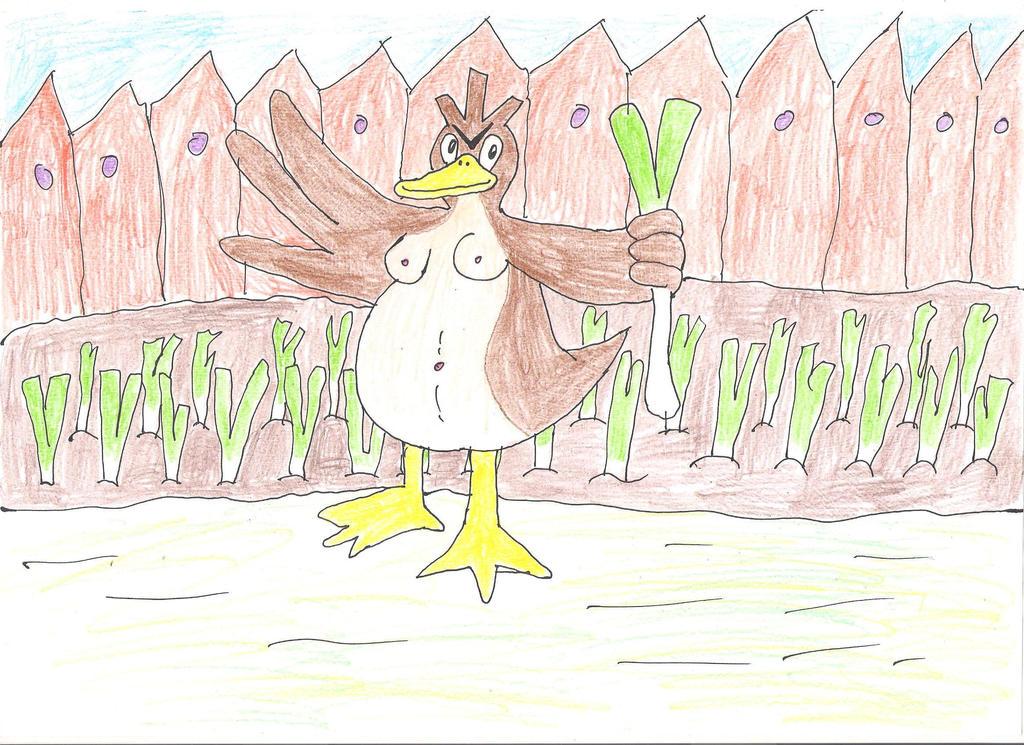 preggy Polly by 1Missy