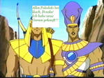 Amenhotep greets all pokemon Fans by 1Missy