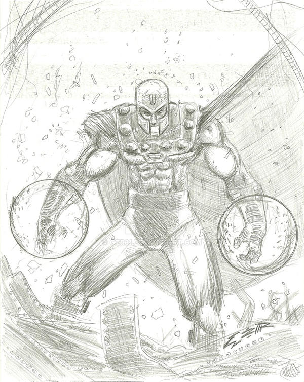 MAGNETO by CZR31