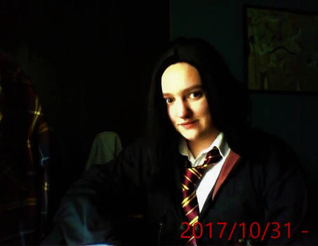 Young Sirius Black Crossplay