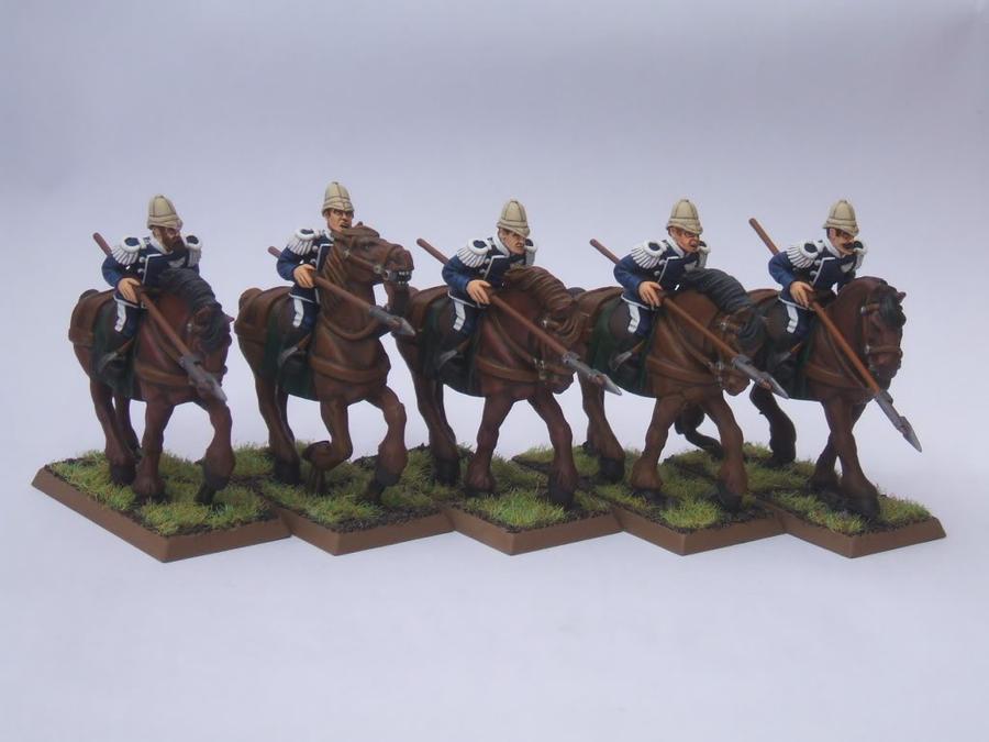 Praetorian Imperial Guard Roughriders by colgravis