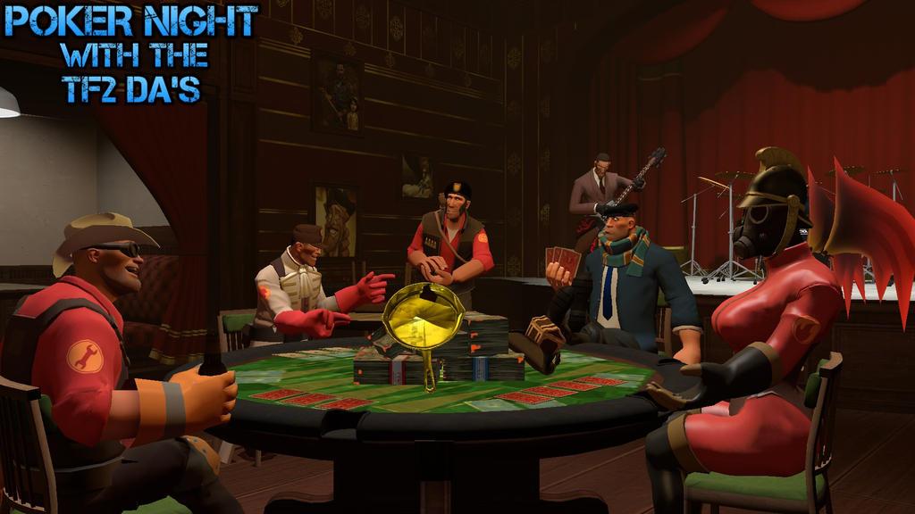 mesa de poker e jantar