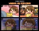 Chibi Reiko #29 - Where's My Popcorn?
