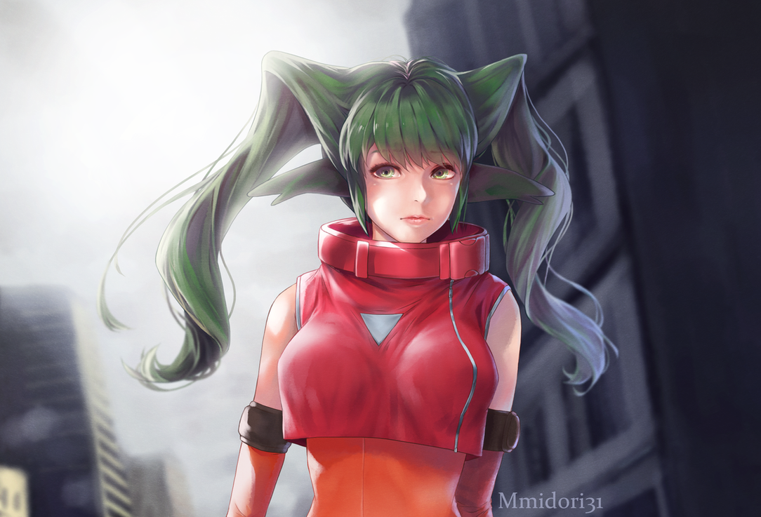 Solty Rei by mmidori31