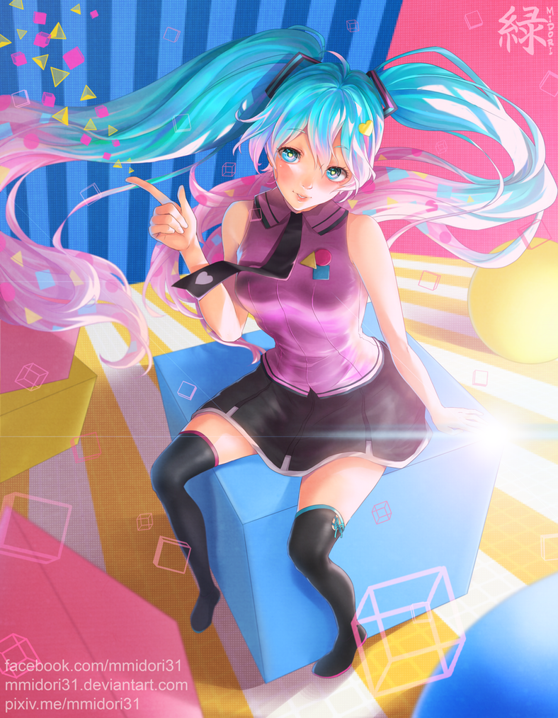 Electric Love by mmidori31