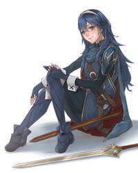 Lucina - Fire Emblem Fanart [Commission]