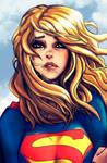 Supergirl by dafrek