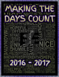 Yearbook Cover Design 2016-2017 2