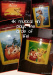 The Lion King - Musical Tin!
