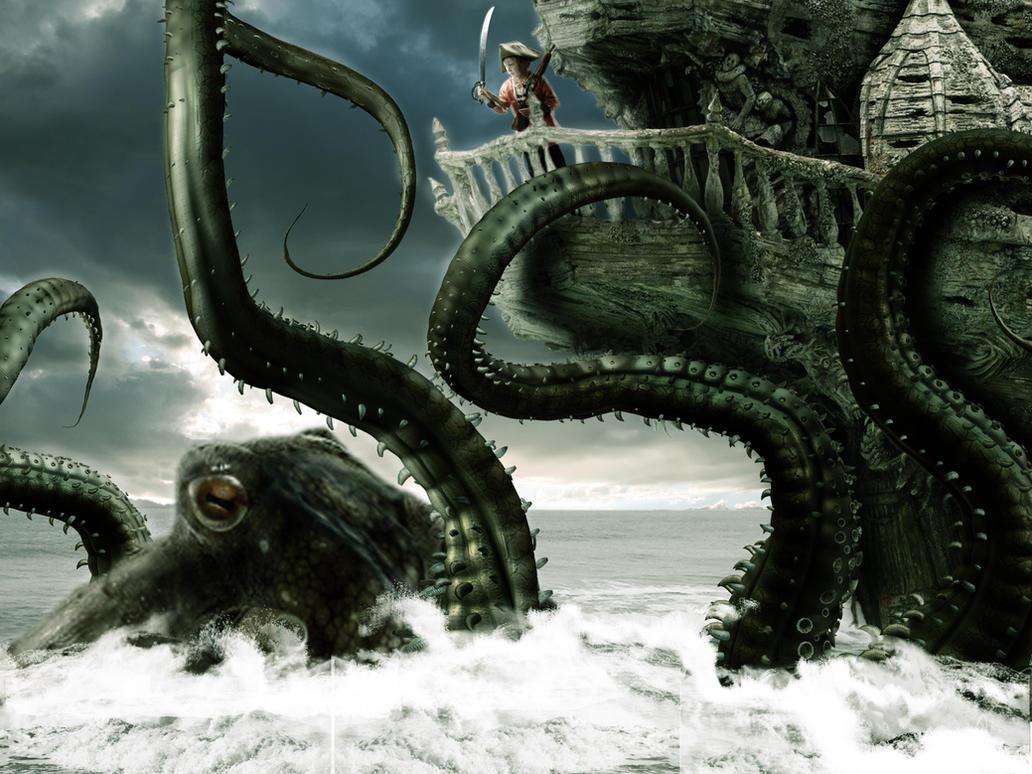 kraken-video