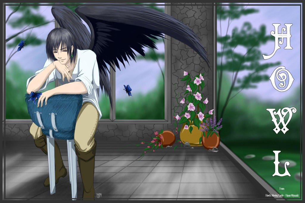 Howl by TsukiKamiKat