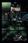 I Am the Batman Colors Page 1