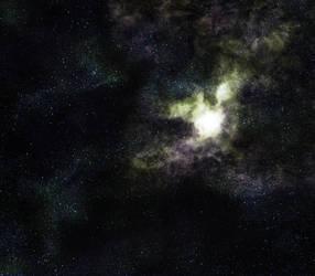 Distant Super Nova