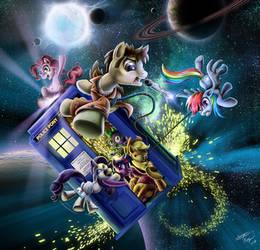 My Little Doctor Pony by koodorshnik