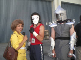 Shredder...oh and the others.