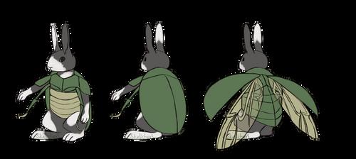 Bugbunny by Skelisteri
