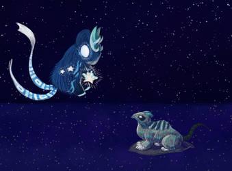 Tiniest star by Skelisteri