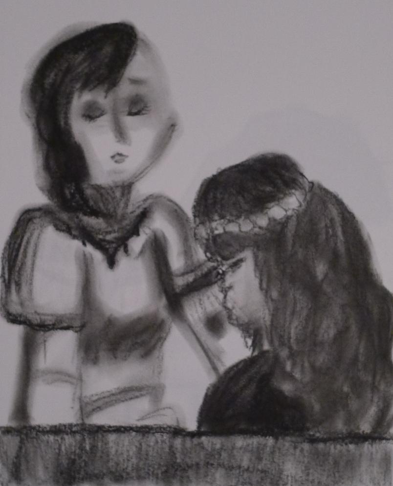 Moira and Ebele by anyrandomfandom
