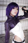 Ghost in the Shell-motoko