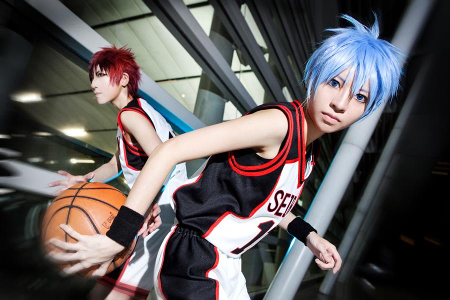 kuroko's basketball by yui930