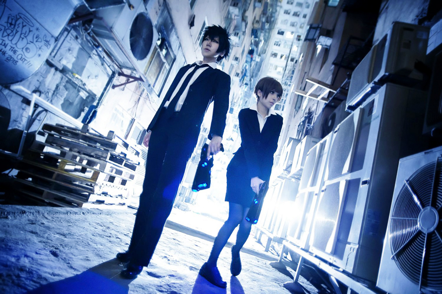Psycho -pass by yui930