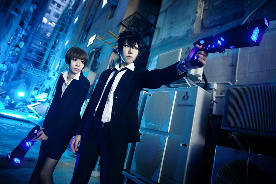 Psycho -pass 02 by yui930