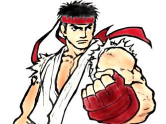 Ryu by shin-oni-meno