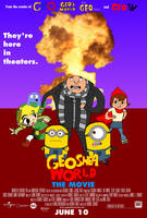 Geoshea World: The Movie (2011) Poster by geoshea