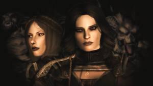 The Vampire Huntress